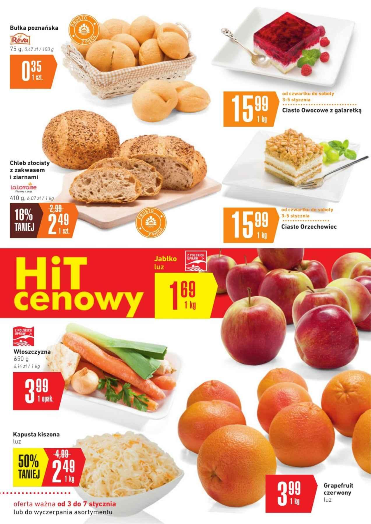 Gazetka promocyjna Intermarche do 07/01/2019 str.2