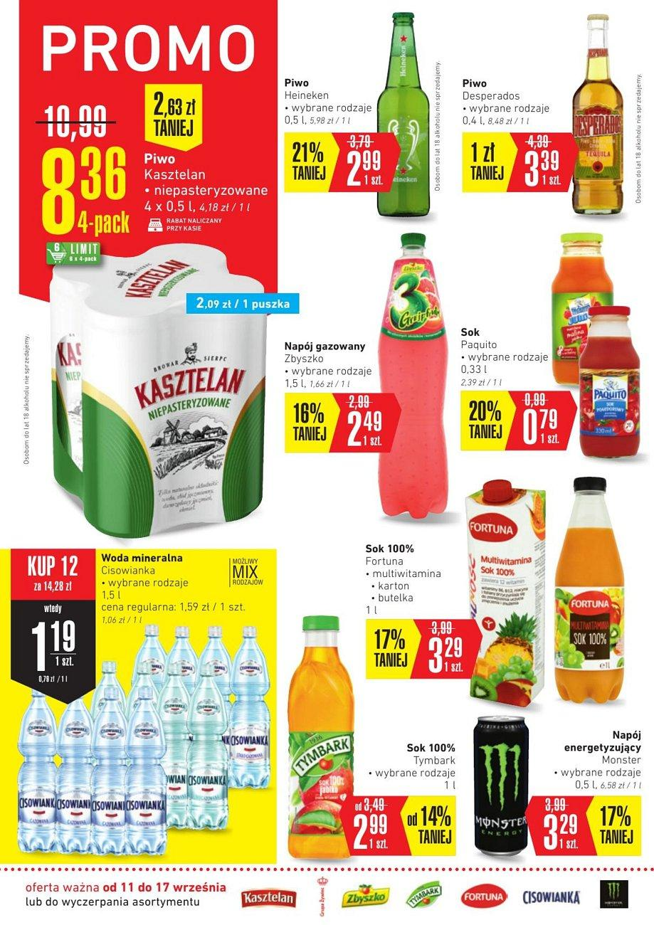 Gazetka promocyjna Intermarche do 17/09/2018 str.11