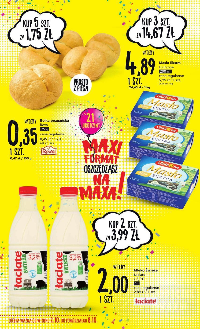 Gazetka promocyjna Intermarche do 08/10/2018 str.2