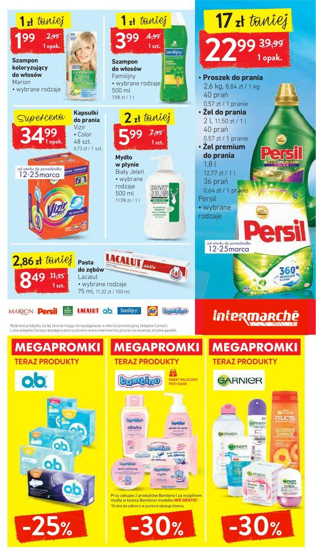 Gazetka promocyjna Intermarche do 18/03/2019 str.21