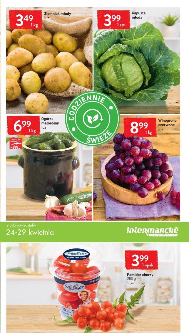 Gazetka promocyjna Intermarche do 29/04/2019 str.6