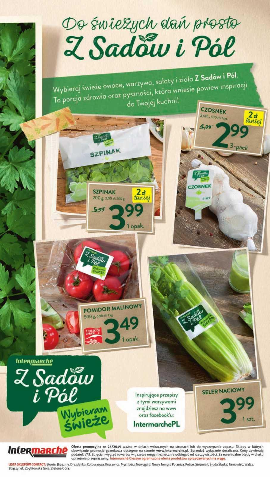 Gazetka promocyjna Intermarche do 10/06/2019 str.27