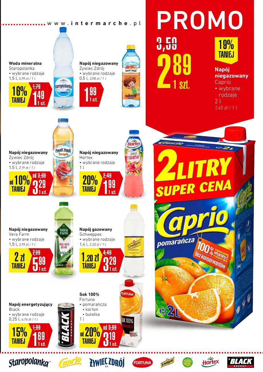 Gazetka promocyjna Intermarche do 27/08/2018 str.14