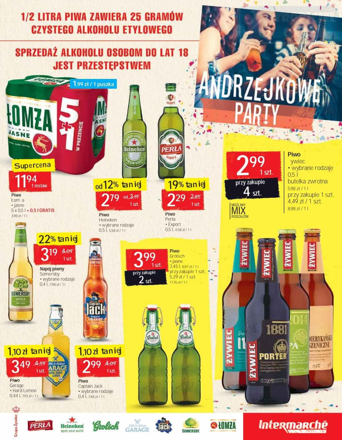 Gazetka promocyjna Intermarche do 02/12/2019 str.27