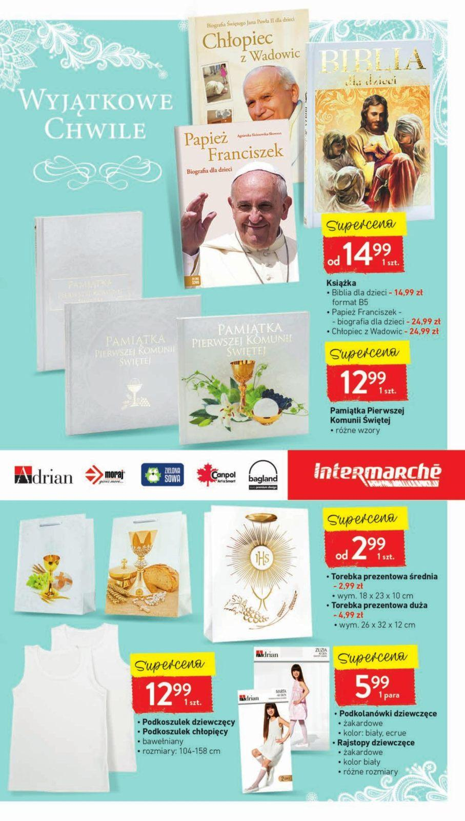 Gazetka promocyjna Intermarche do 06/05/2019 str.22