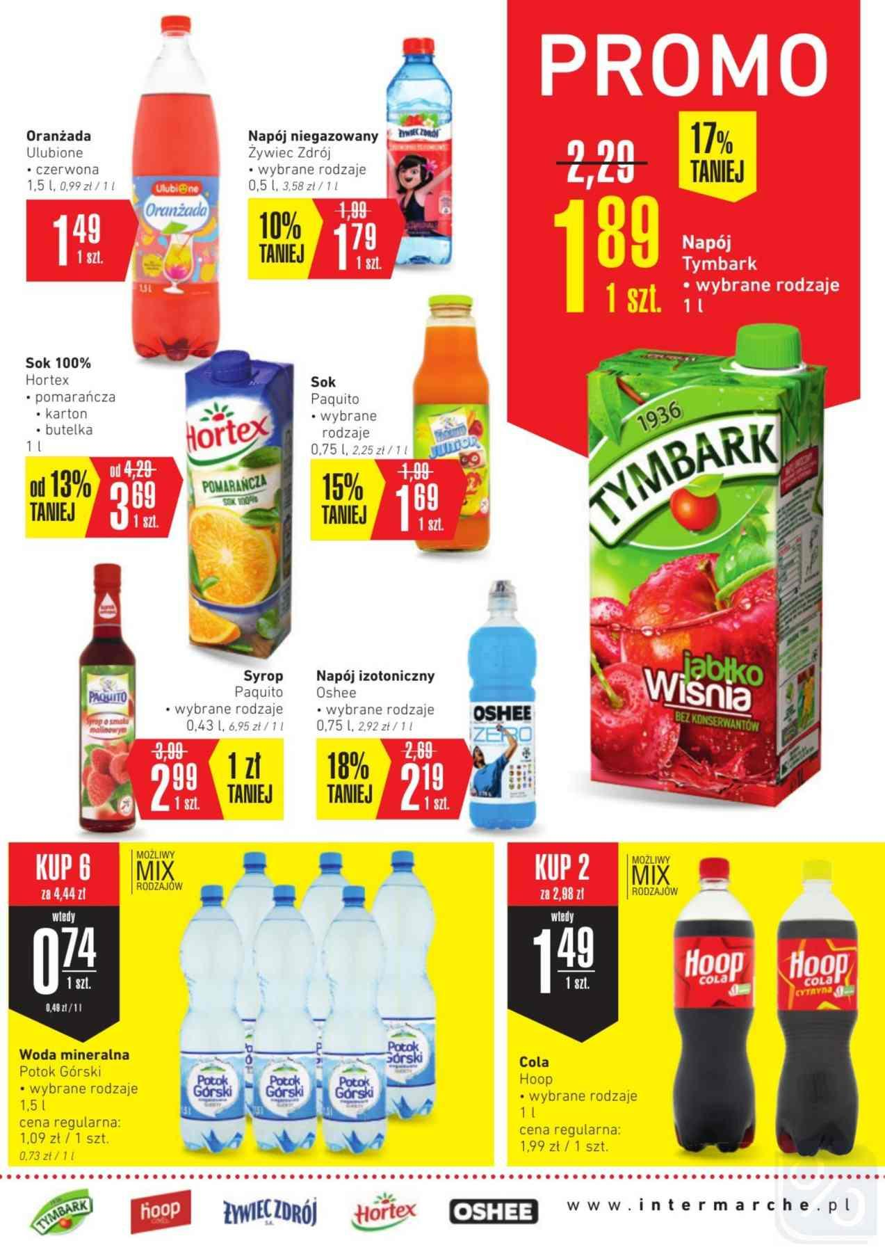 Gazetka promocyjna Intermarche do 05/11/2018 str.15