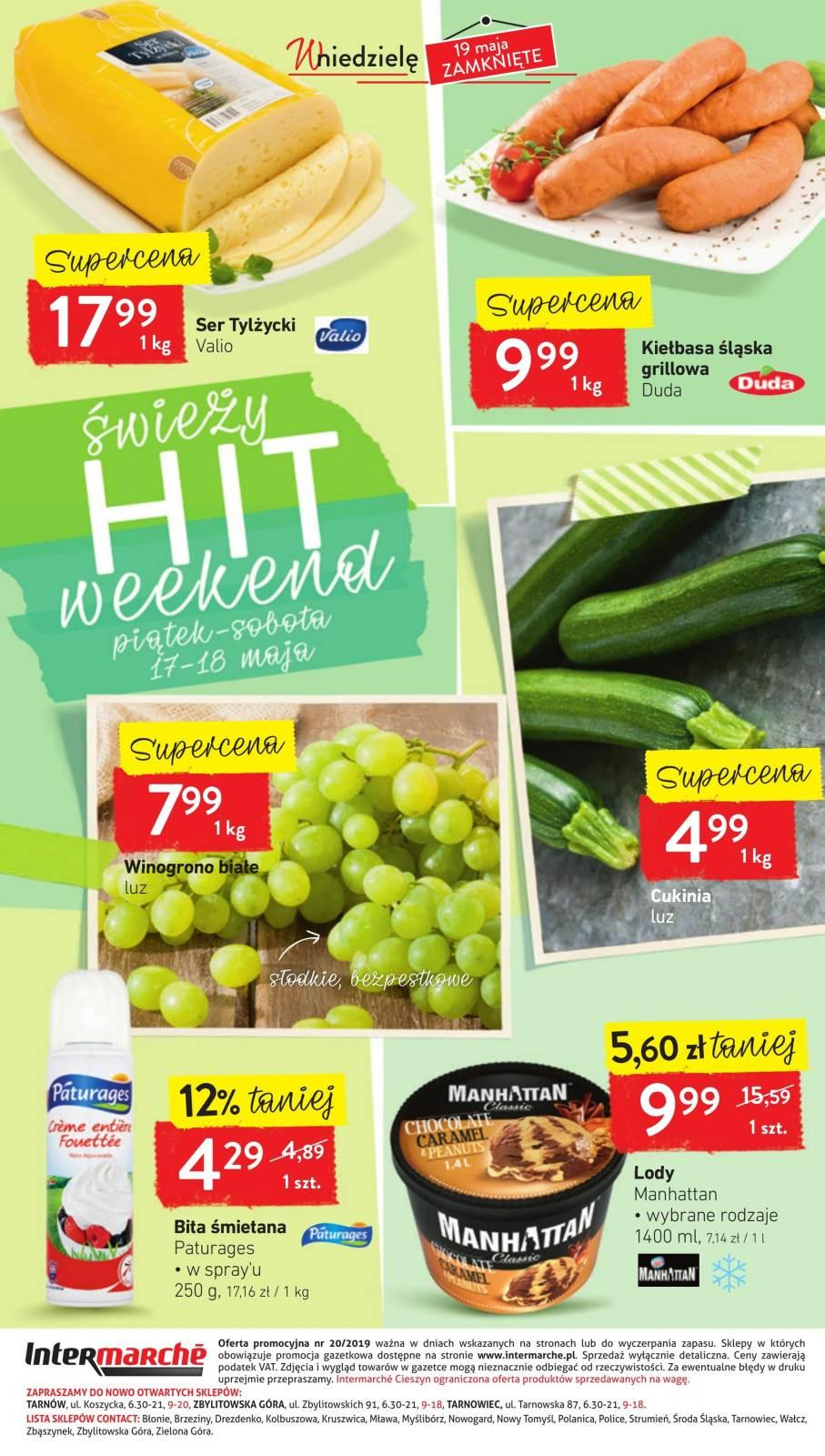 Gazetka promocyjna Intermarche do 20/05/2019 str.19