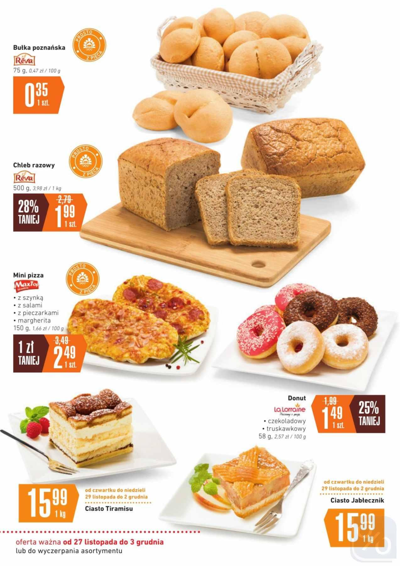 Gazetka promocyjna Intermarche do 03/12/2018 str.21