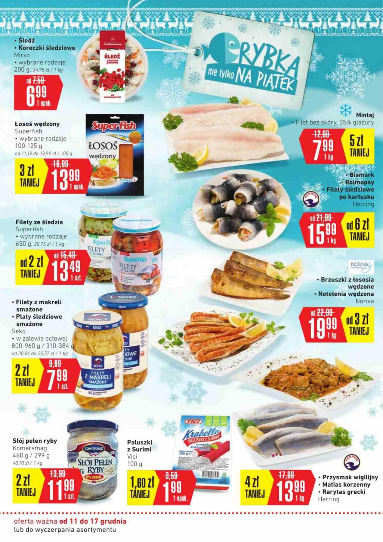 Gazetka promocyjna Intermarche do 17/12/2018 str.9