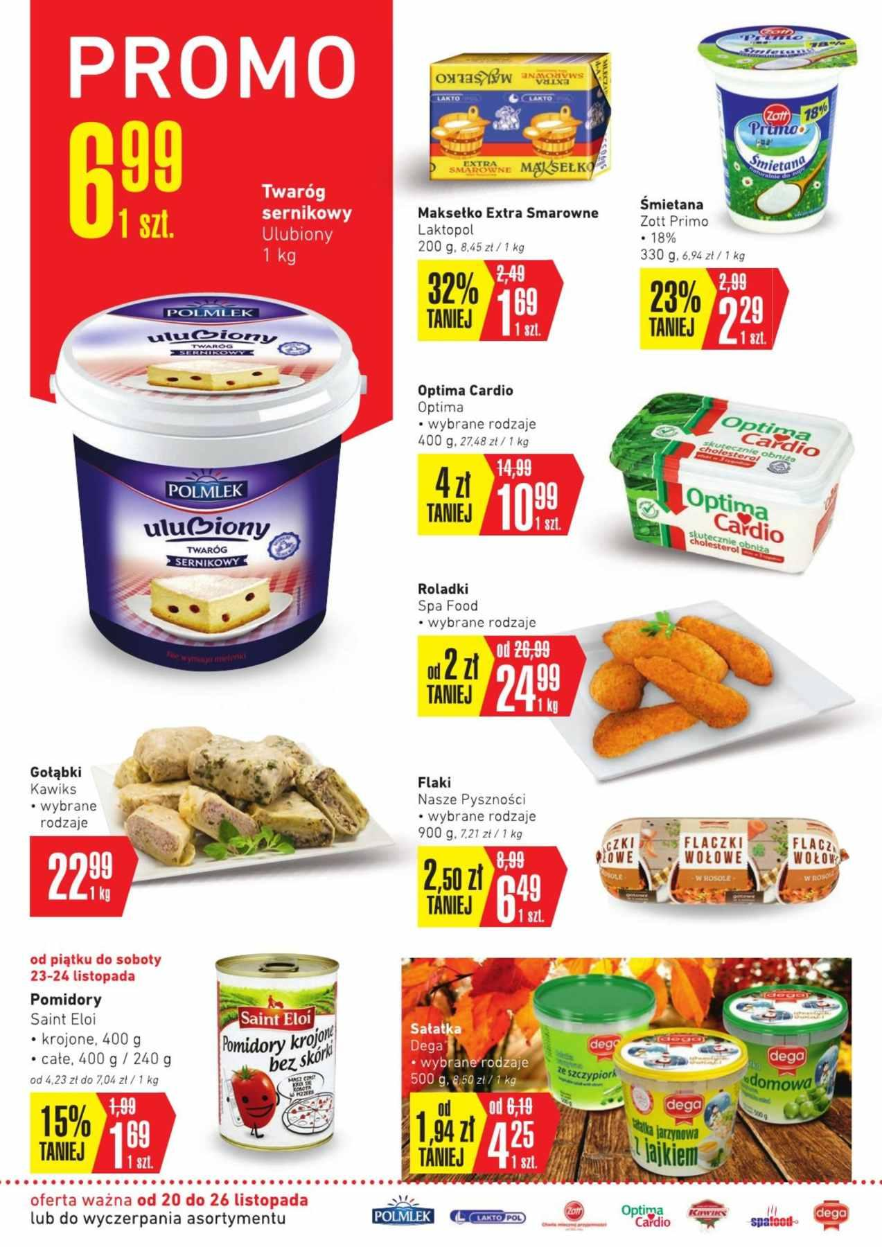Gazetka promocyjna Intermarche do 26/11/2018 str.7