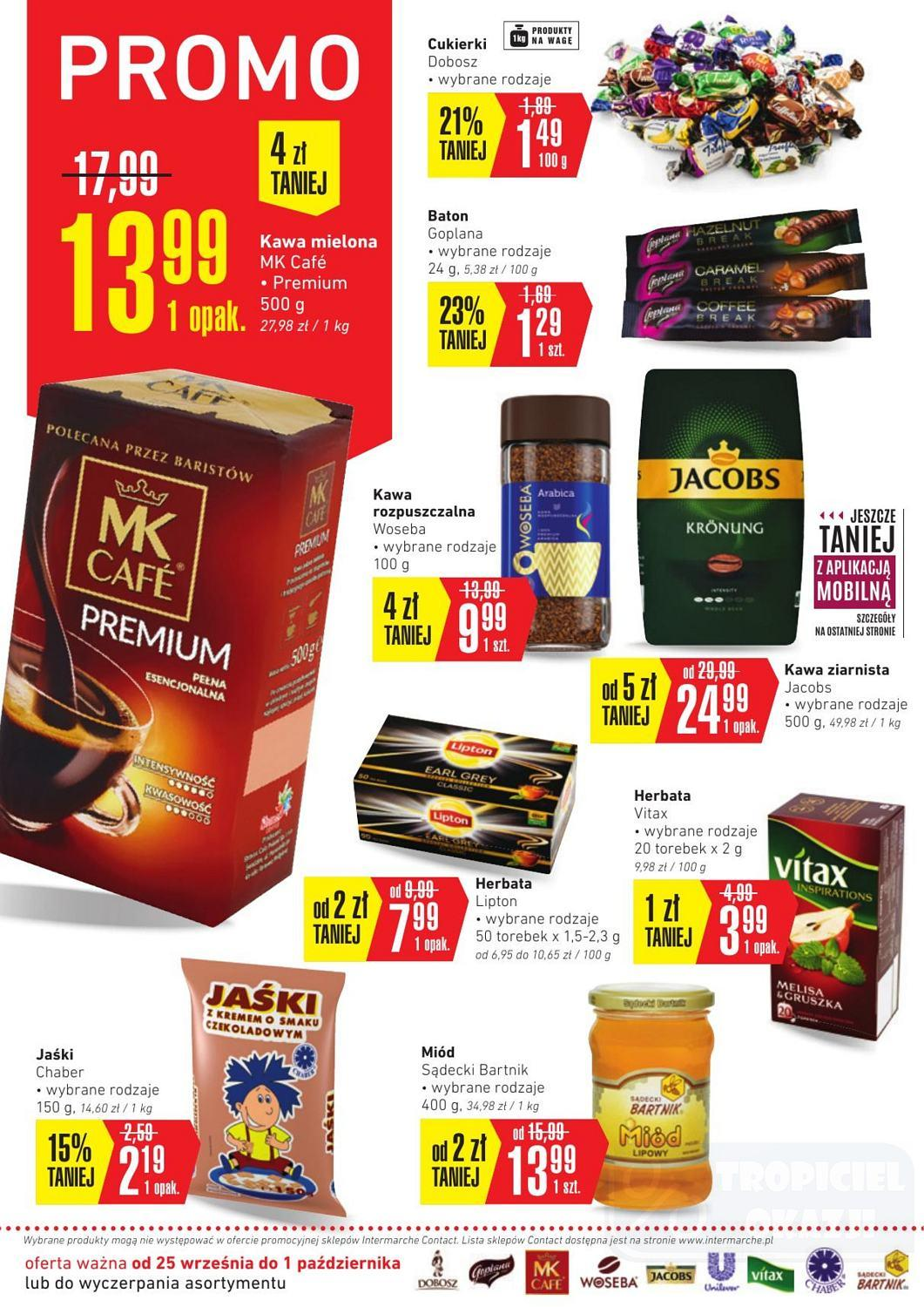 Gazetka promocyjna Intermarche do 01/10/2018 str.12