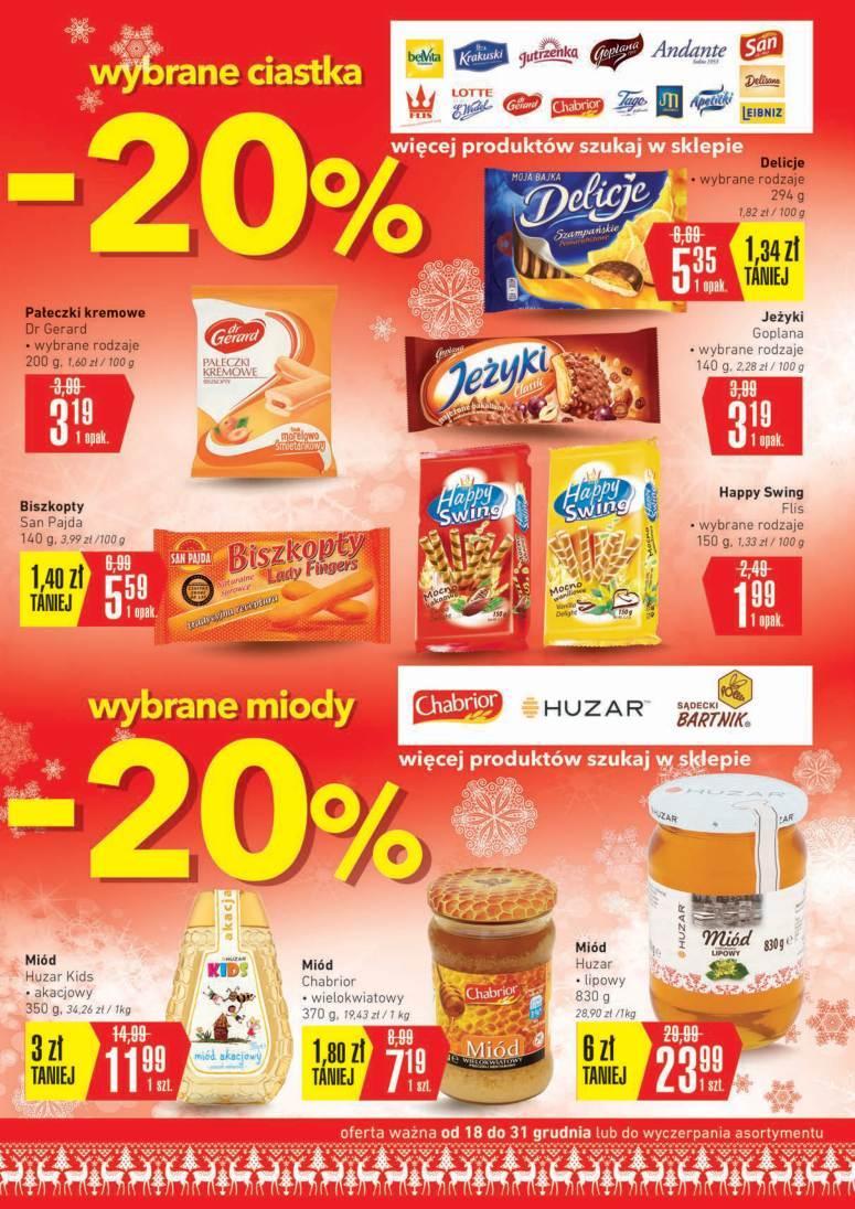 Gazetka promocyjna Intermarche do 24/12/2018 str.19