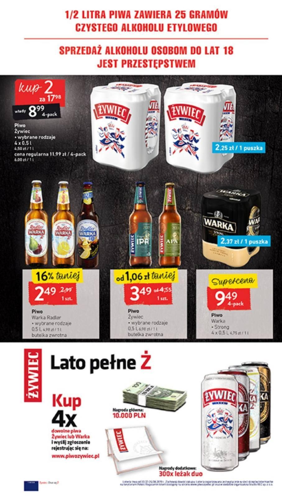 Gazetka promocyjna Intermarche do 05/08/2019 str.16