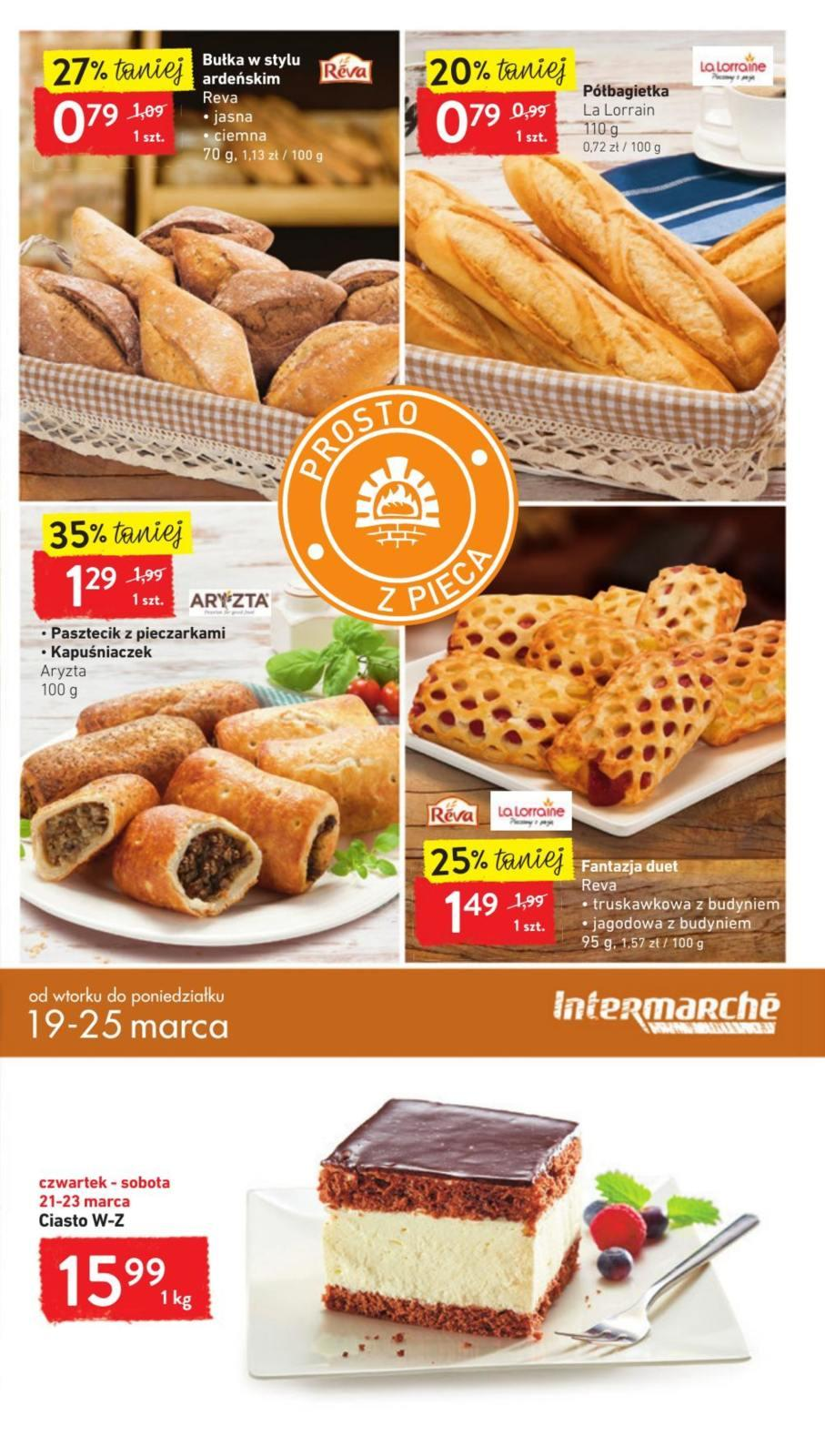 Gazetka promocyjna Intermarche do 25/03/2019 str.5