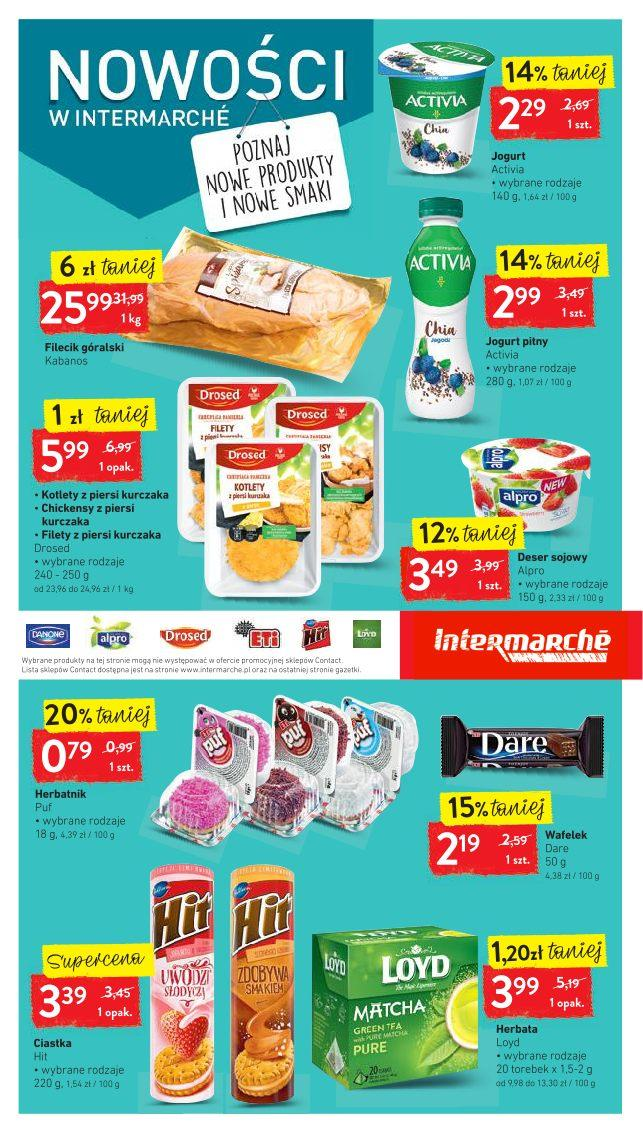 Gazetka promocyjna Intermarche do 29/04/2019 str.22