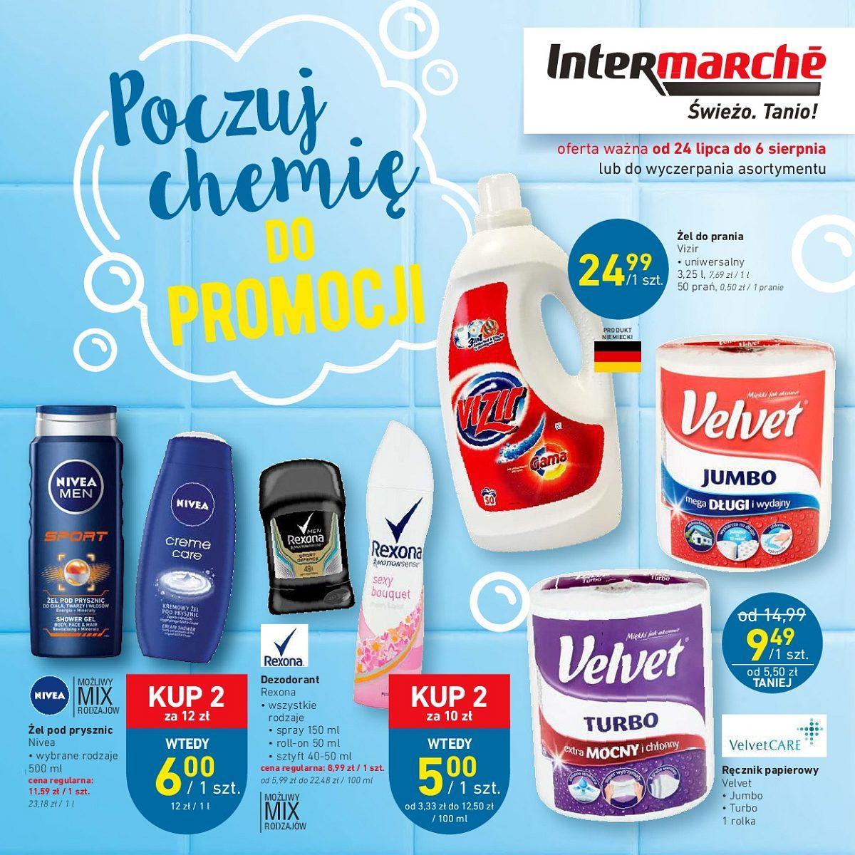 Gazetka promocyjna Intermarche do 06/08/2018 str.0