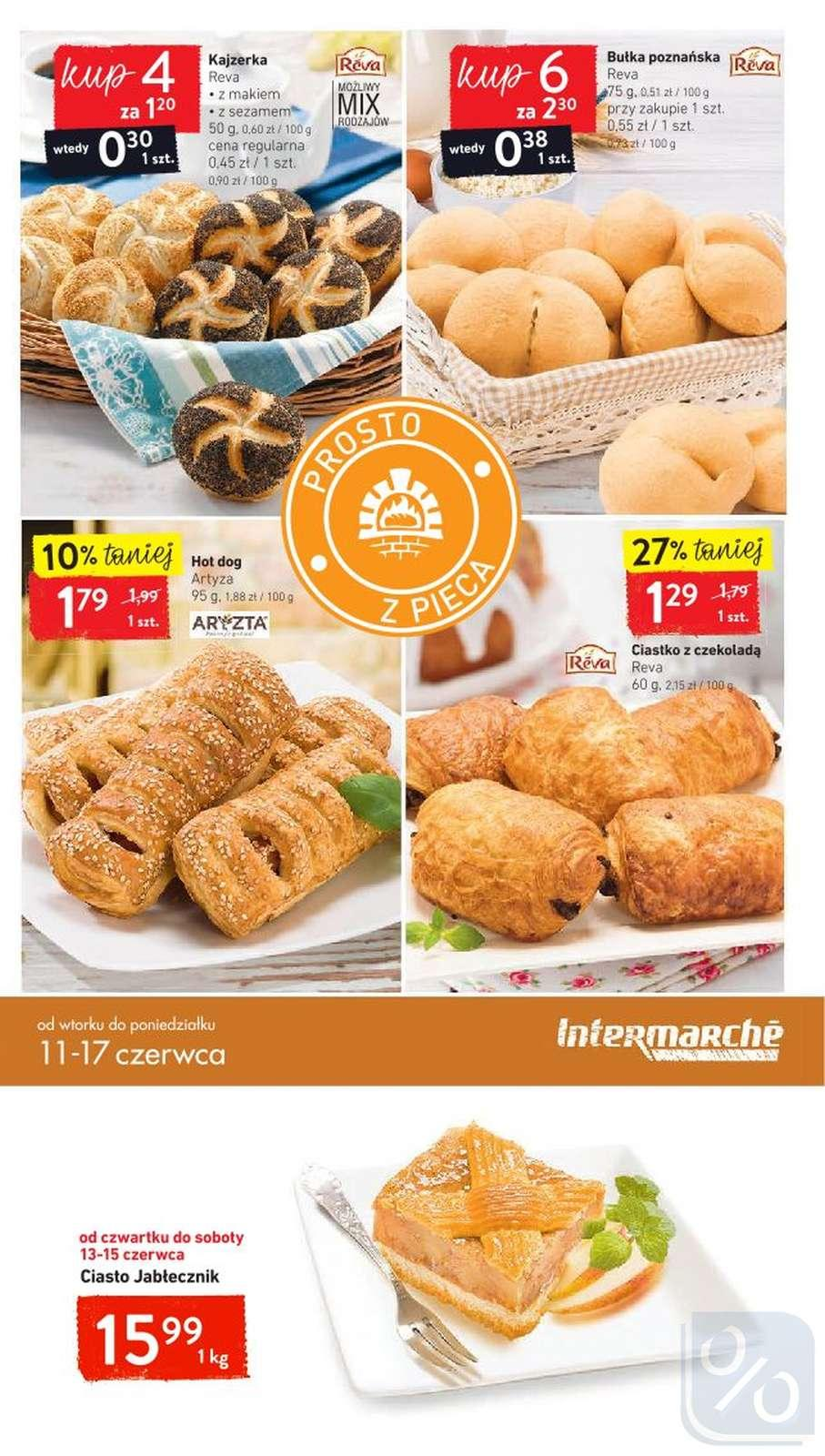 Gazetka promocyjna Intermarche do 17/06/2019 str.10