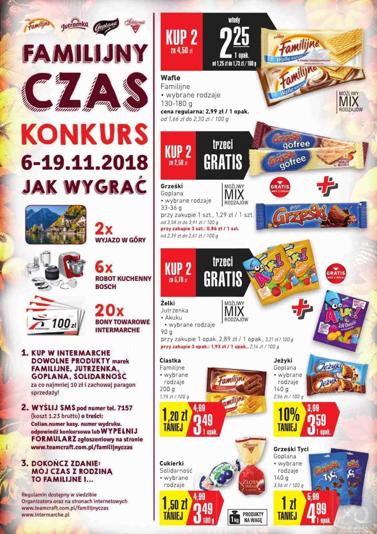 Gazetka promocyjna Intermarche do 12/11/2018 str.11