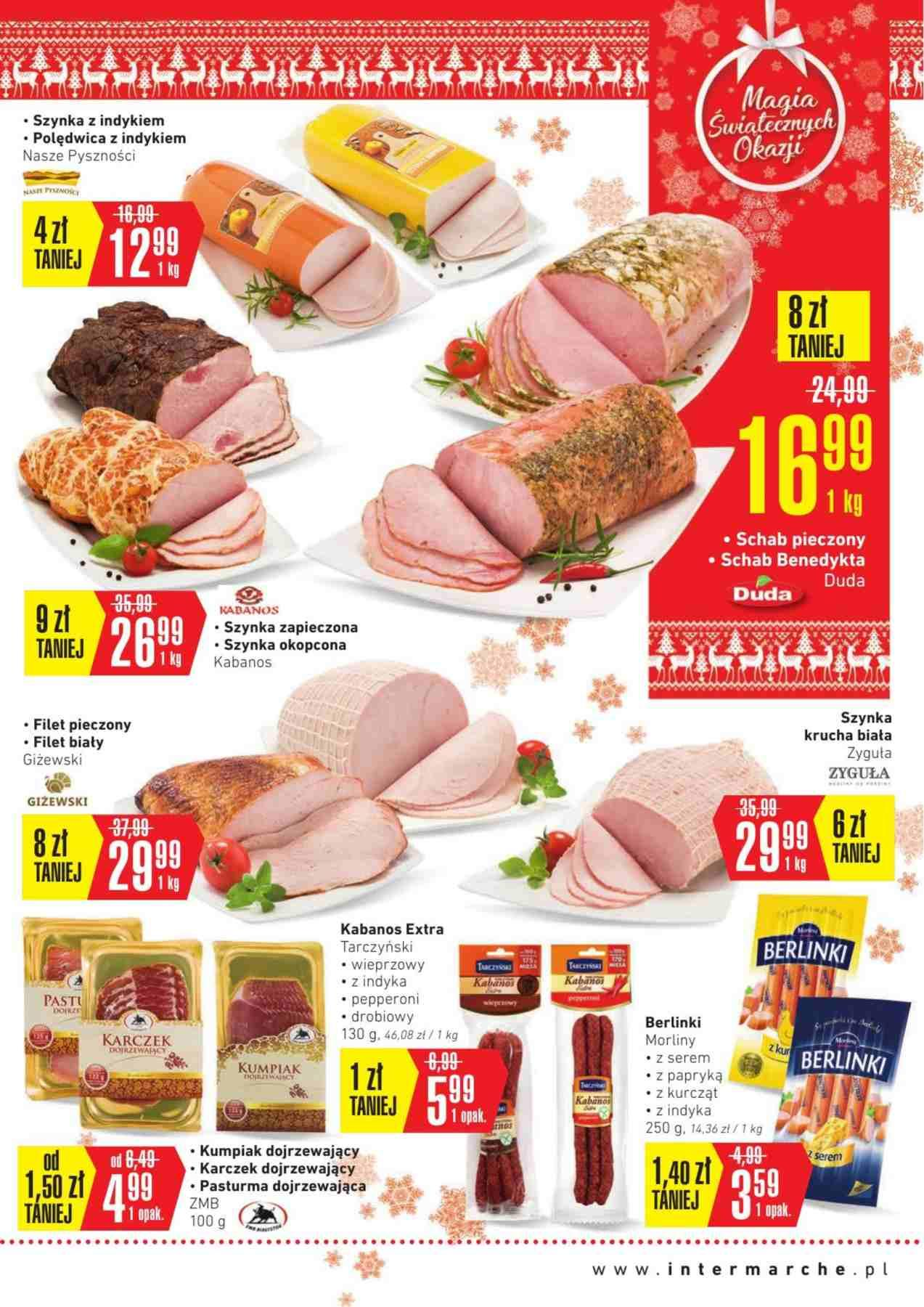 Gazetka promocyjna Intermarche do 17/12/2018 str.13