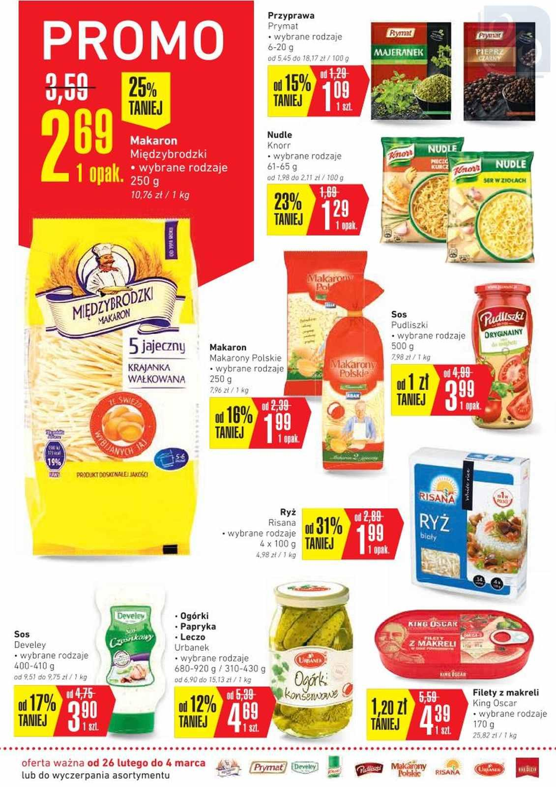 Gazetka promocyjna Intermarche do 04/03/2019 str.13