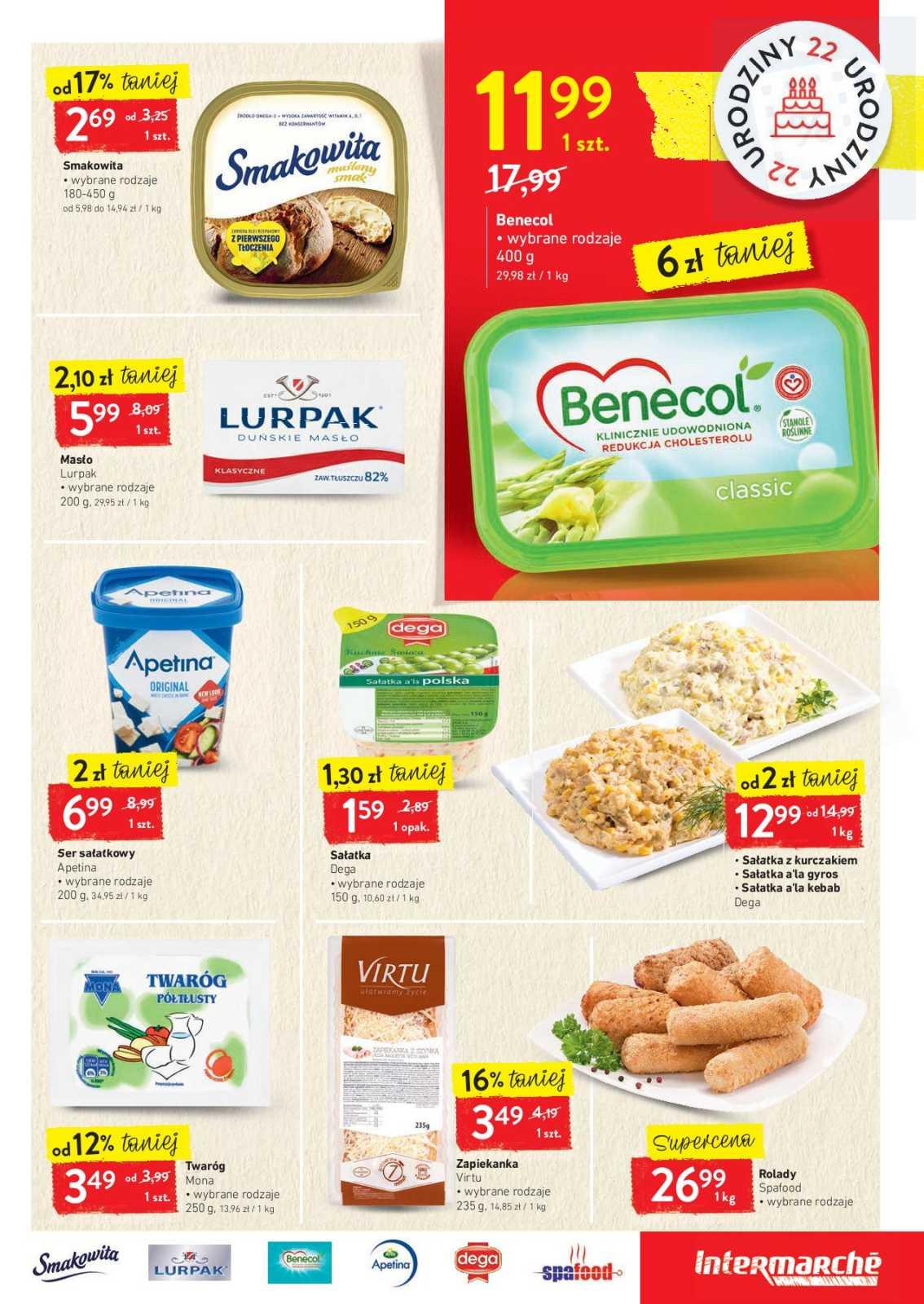 Gazetka promocyjna Intermarche do 07/10/2019 str.15