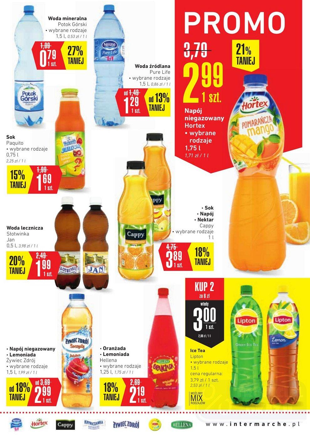 Gazetka promocyjna Intermarche do 08/10/2018 str.16