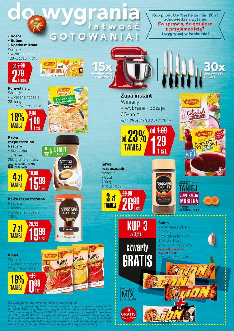 Gazetka promocyjna Intermarche do 13/08/2018 str.12