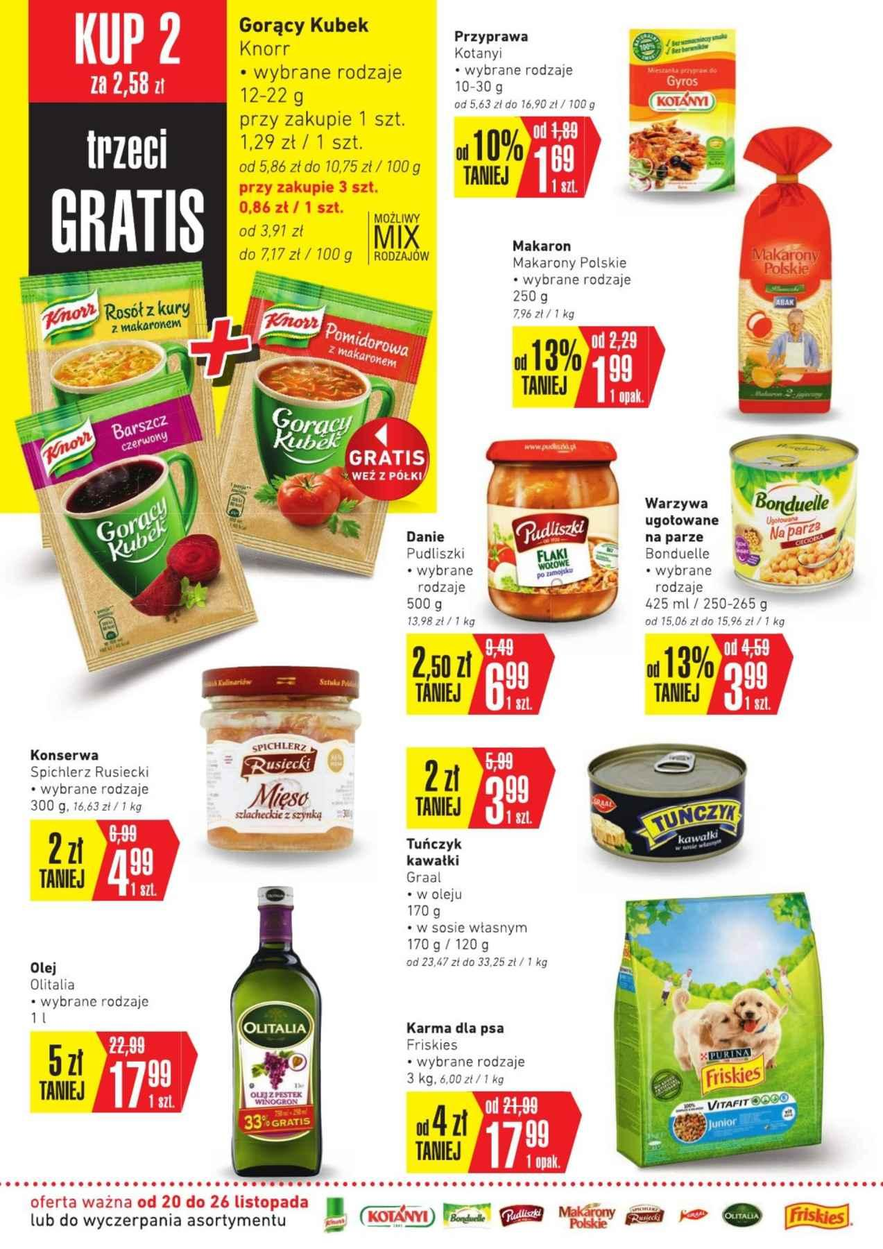 Gazetka promocyjna Intermarche do 26/11/2018 str.14