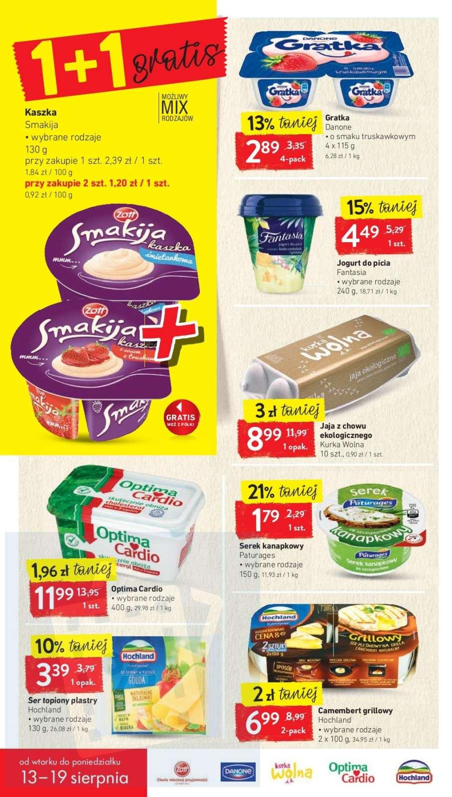 Gazetka promocyjna Intermarche do 19/08/2019 str.11