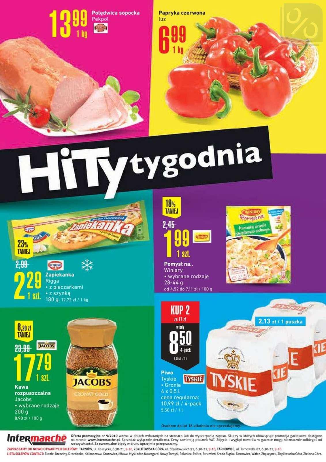 Gazetka promocyjna Intermarche do 04/03/2019 str.23