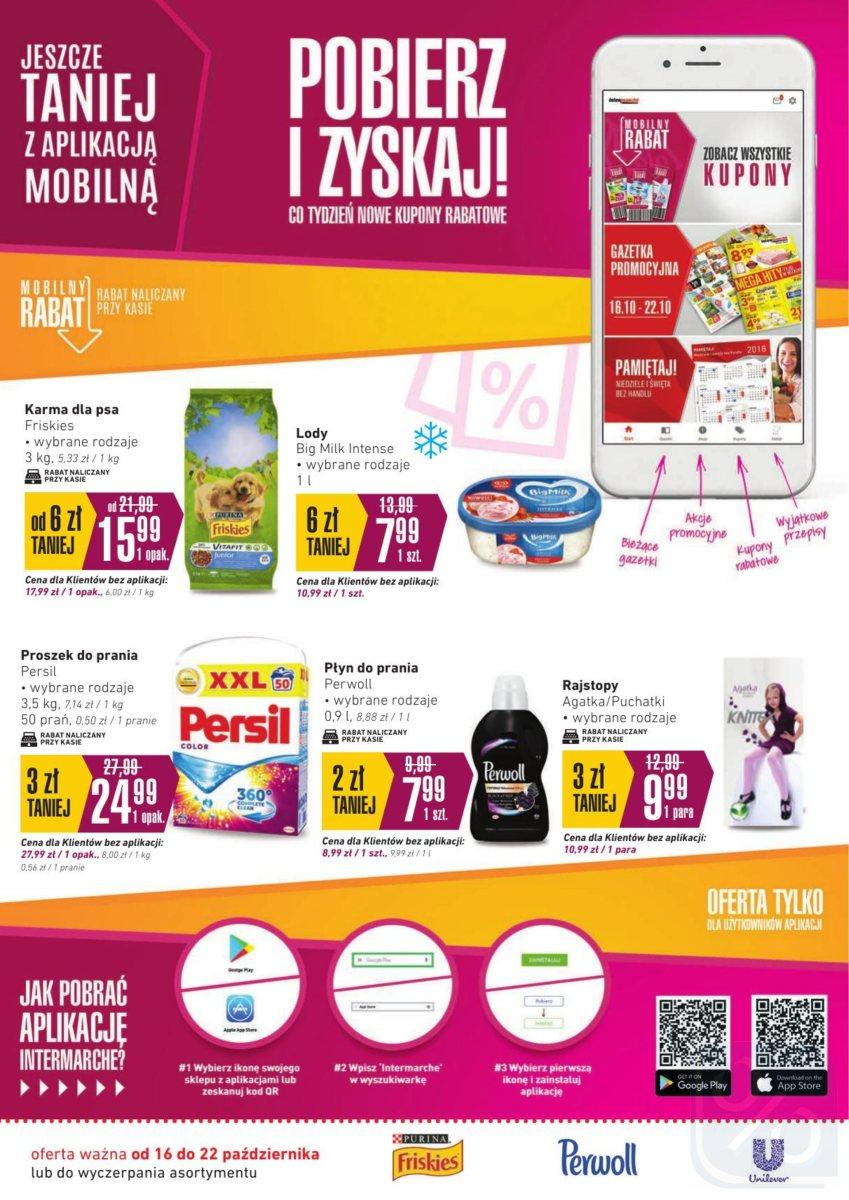 Gazetka promocyjna Intermarche do 22/10/2018 str.17