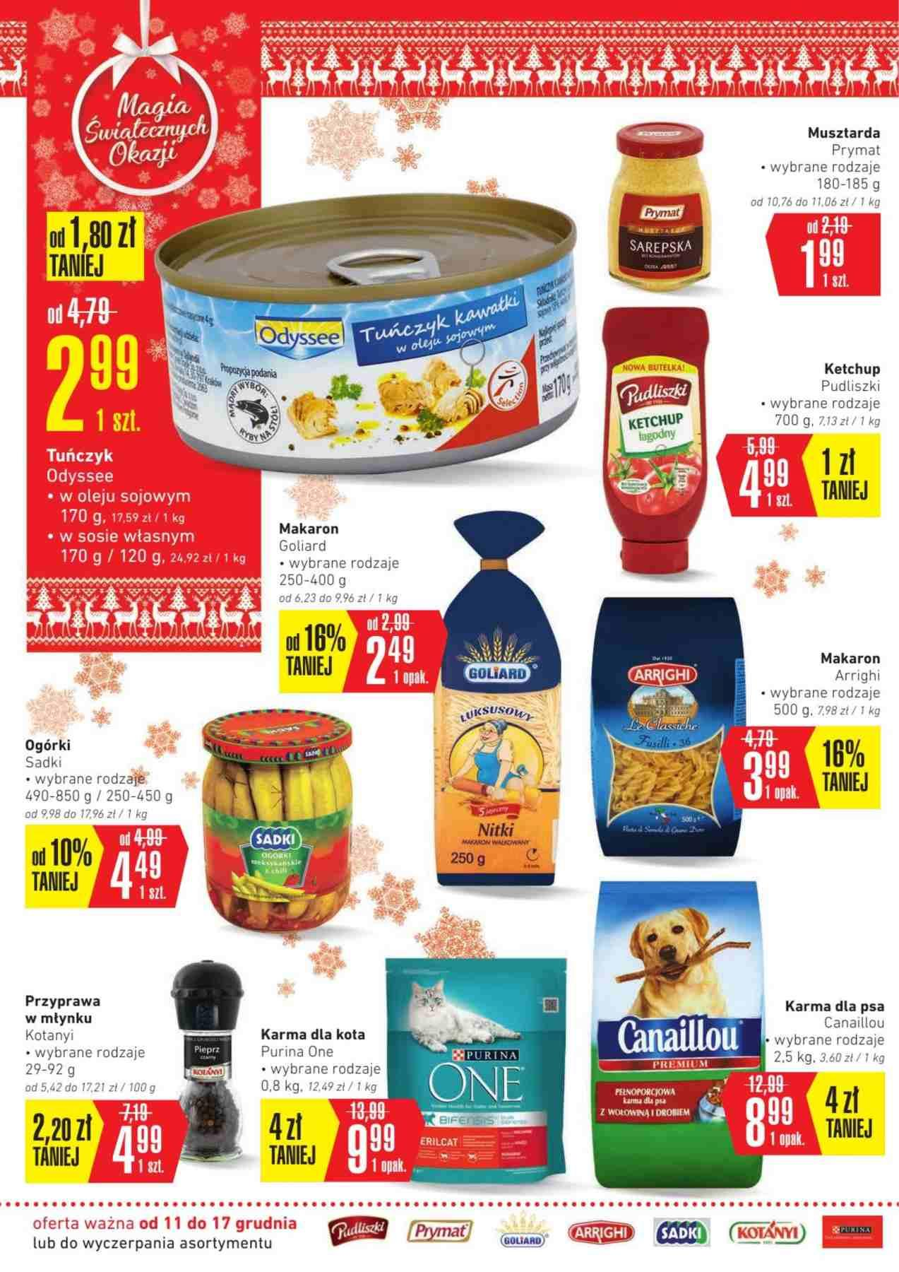 Gazetka promocyjna Intermarche do 17/12/2018 str.15