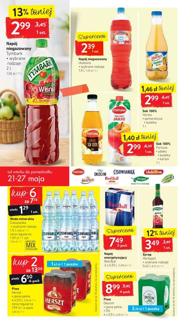 Gazetka promocyjna Intermarche do 27/05/2019 str.13