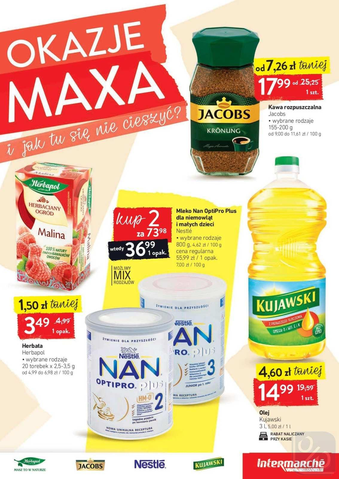 Gazetka promocyjna Intermarche do 29/07/2019 str.2