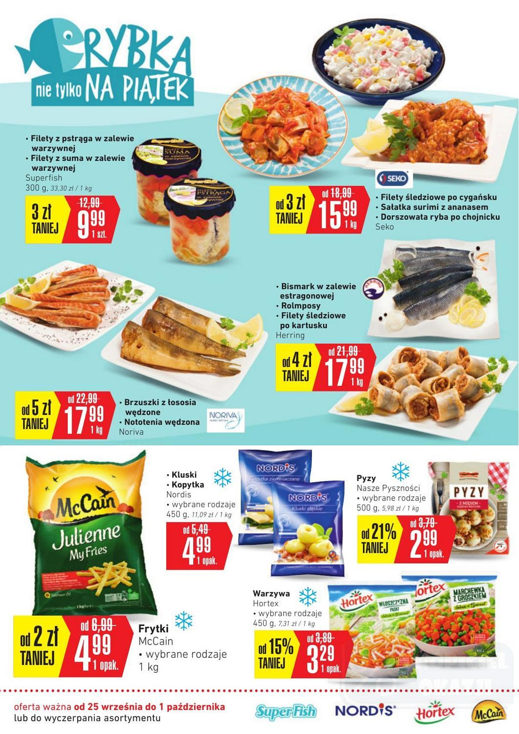 Gazetka promocyjna Intermarche do 01/10/2018 str.4