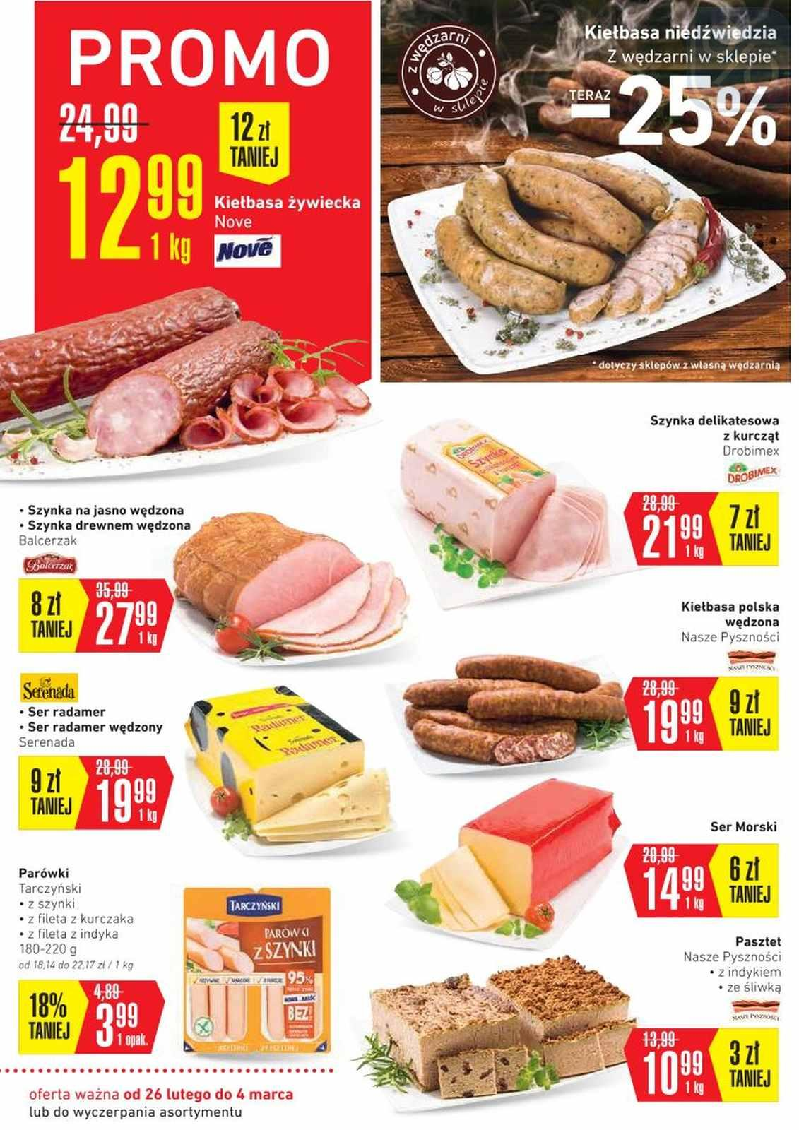 Gazetka promocyjna Intermarche do 04/03/2019 str.7