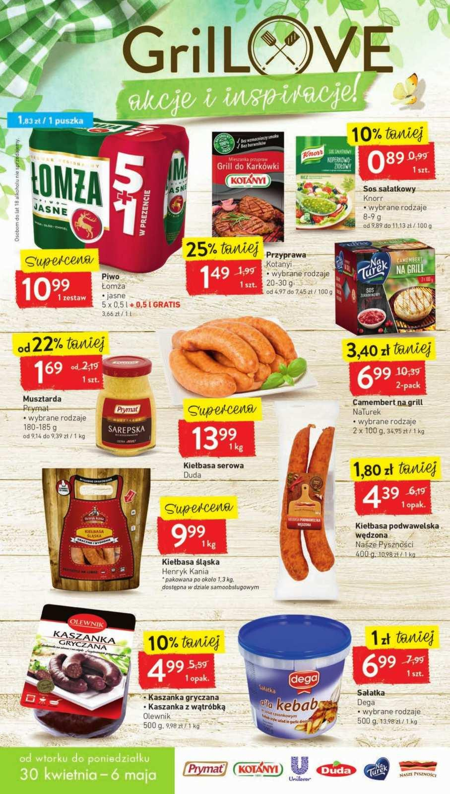 Gazetka promocyjna Intermarche do 06/05/2019 str.5