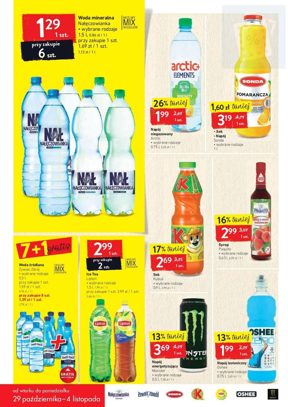 Gazetka promocyjna Intermarche do 04/11/2019 str.21