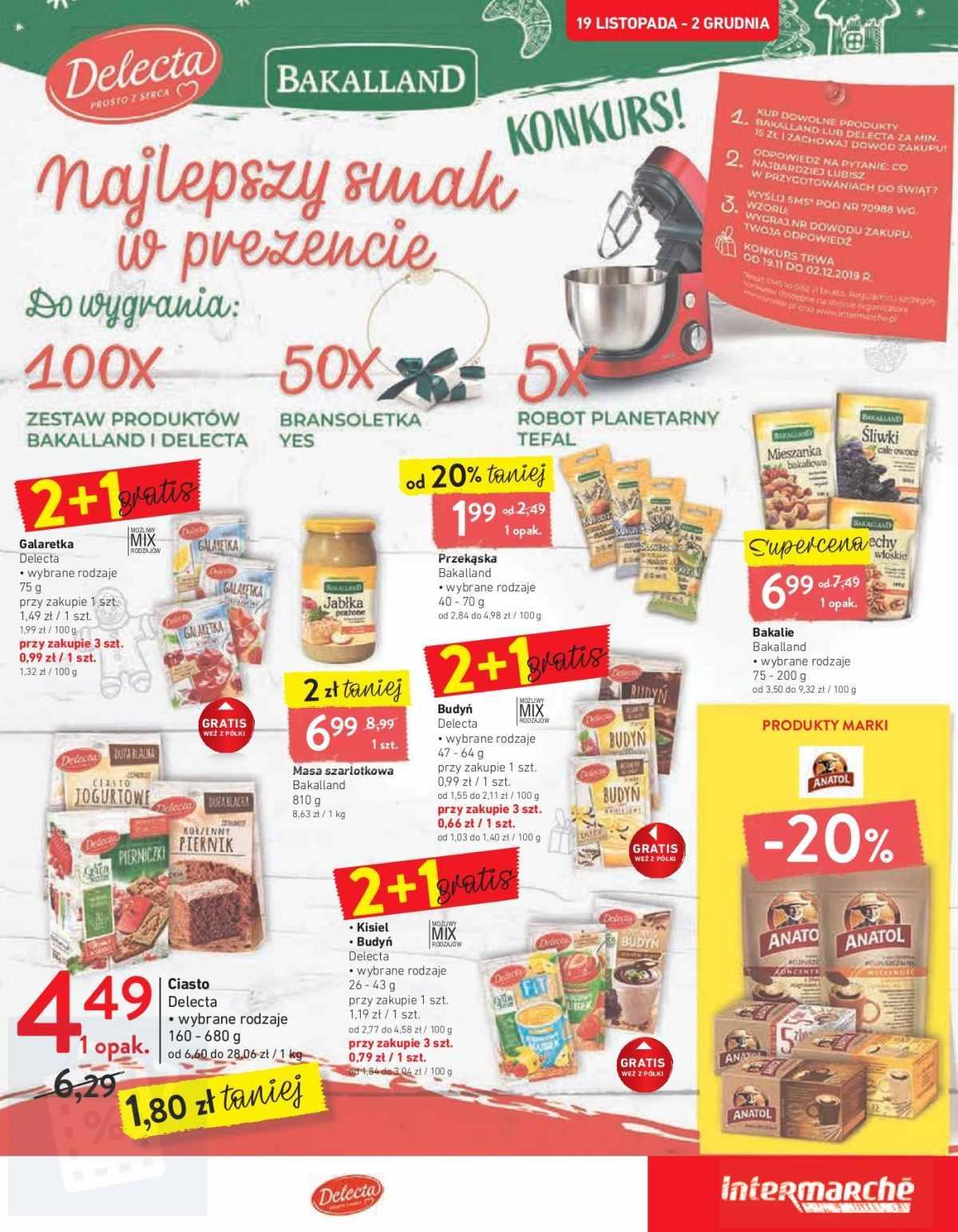 Gazetka promocyjna Intermarche do 25/11/2019 str.26