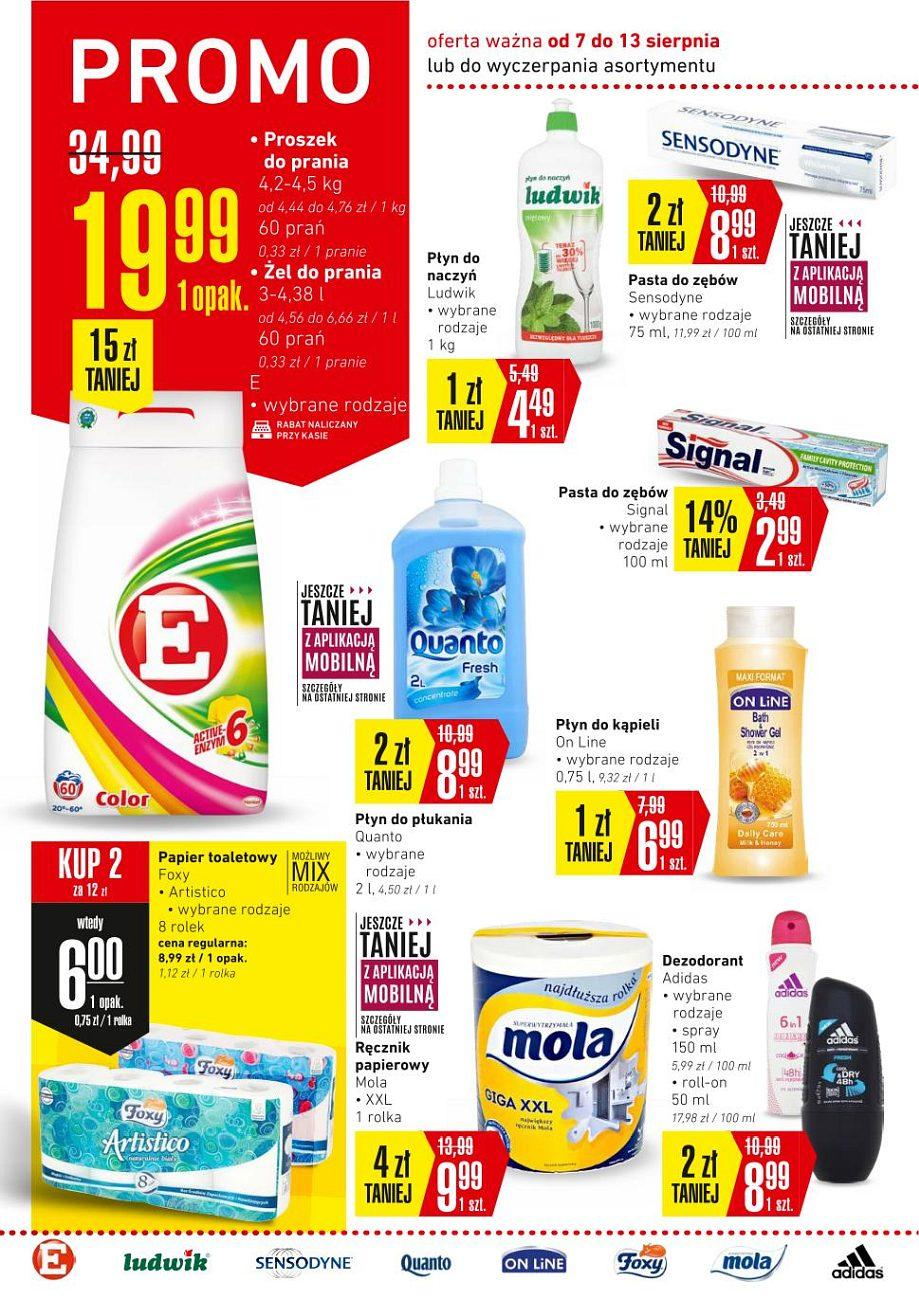 Gazetka promocyjna Intermarche do 13/08/2018 str.17
