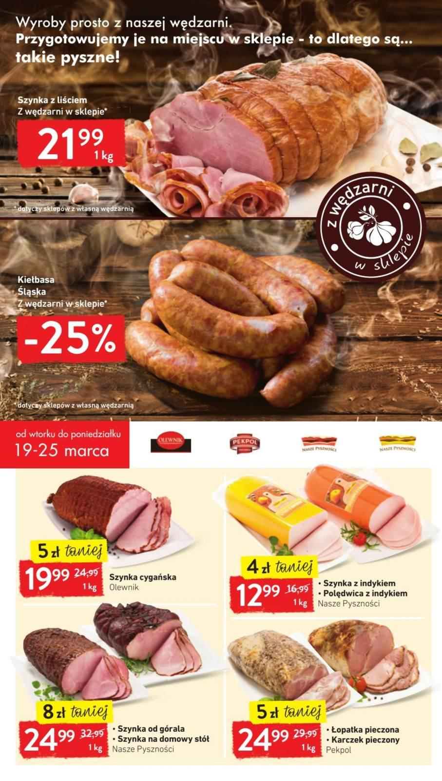 Gazetka promocyjna Intermarche do 25/03/2019 str.8