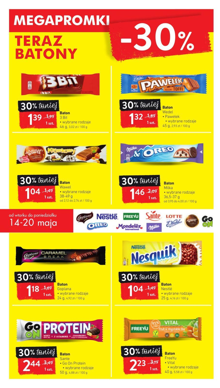 Gazetka promocyjna Intermarche do 20/05/2019 str.11
