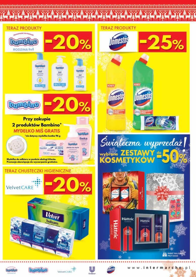 Gazetka promocyjna Intermarche do 24/12/2018 str.23