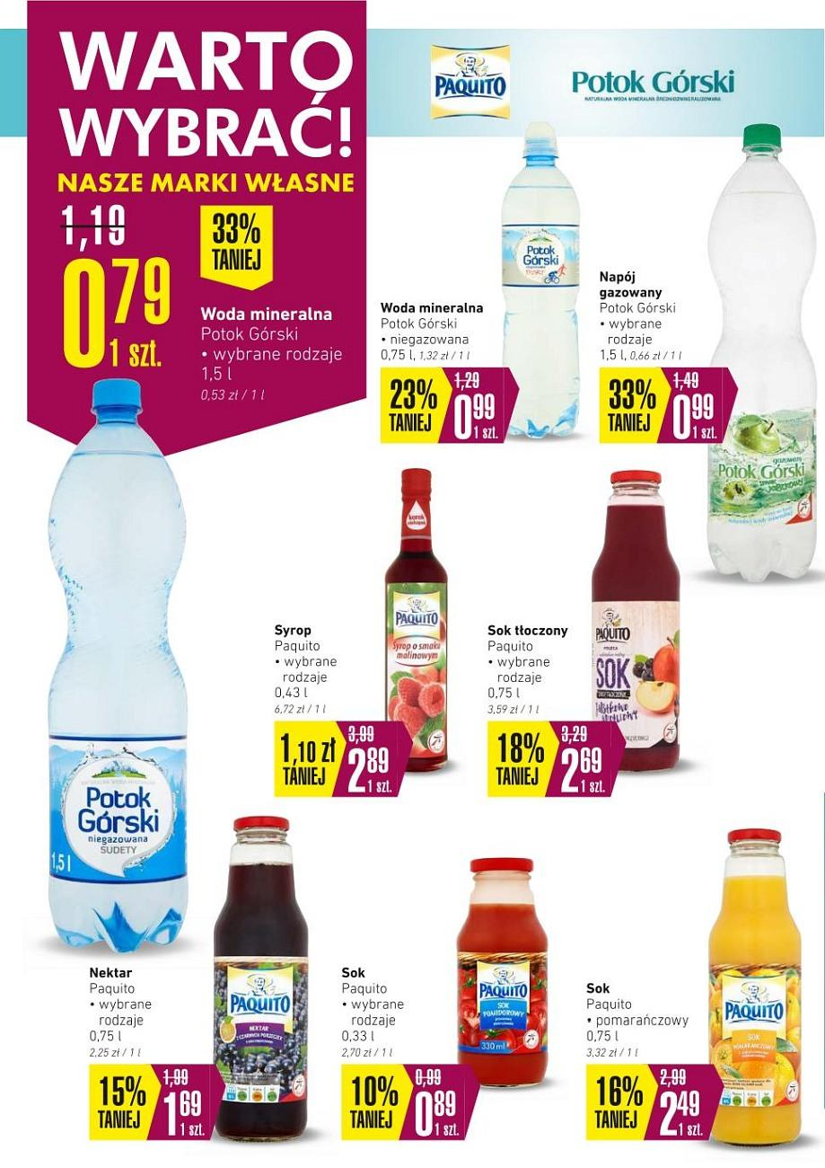 Gazetka promocyjna Intermarche do 13/08/2018 str.15