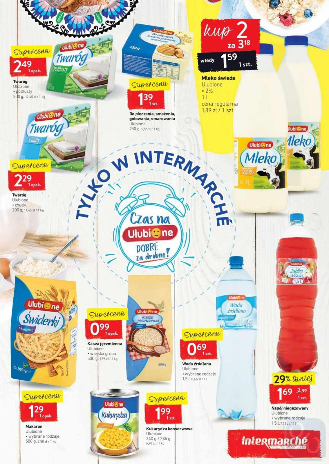 Gazetka promocyjna Intermarche do 29/07/2019 str.16