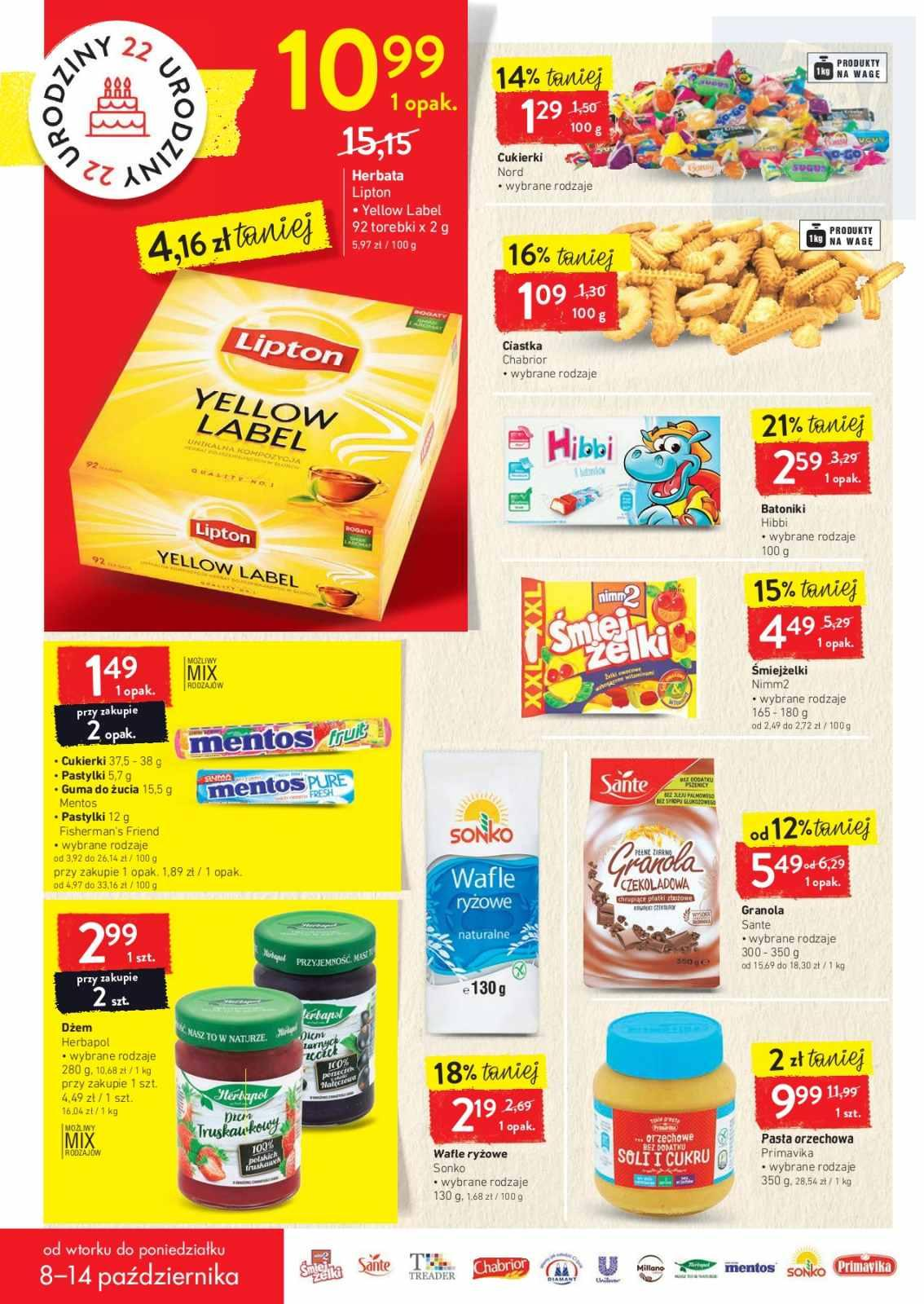 Gazetka promocyjna Intermarche do 14/10/2019 str.16