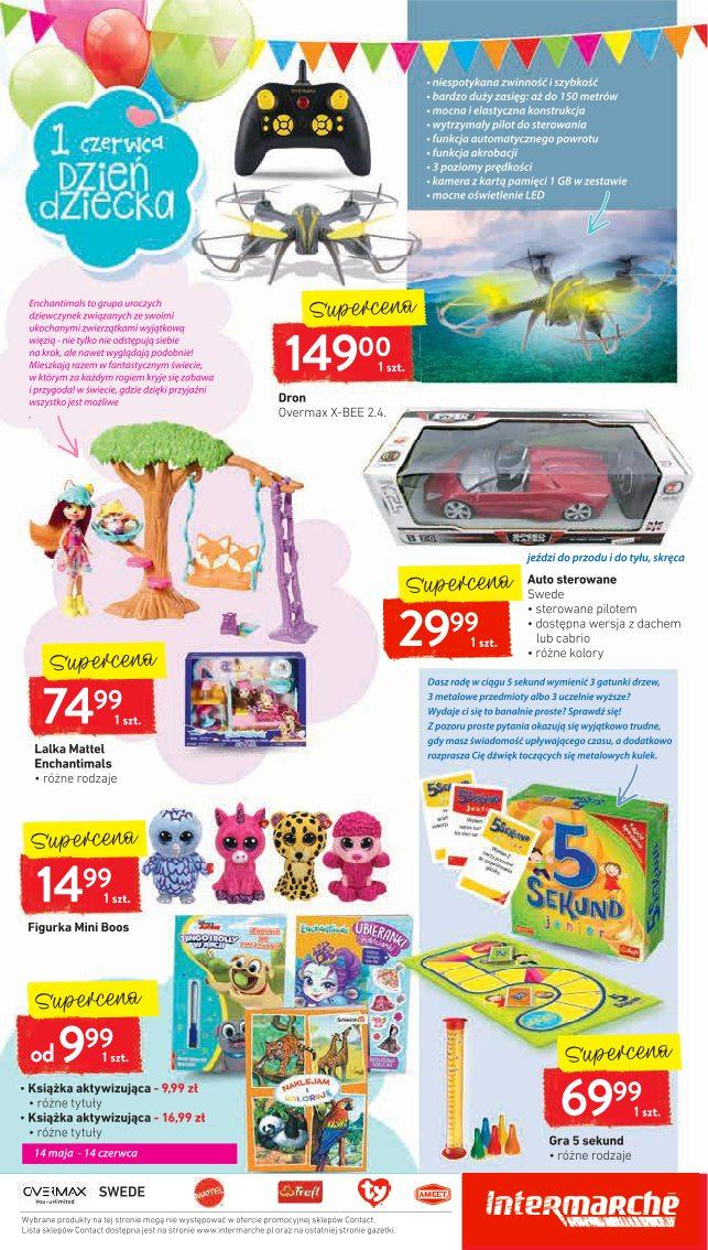 Gazetka promocyjna Intermarche do 27/05/2019 str.18