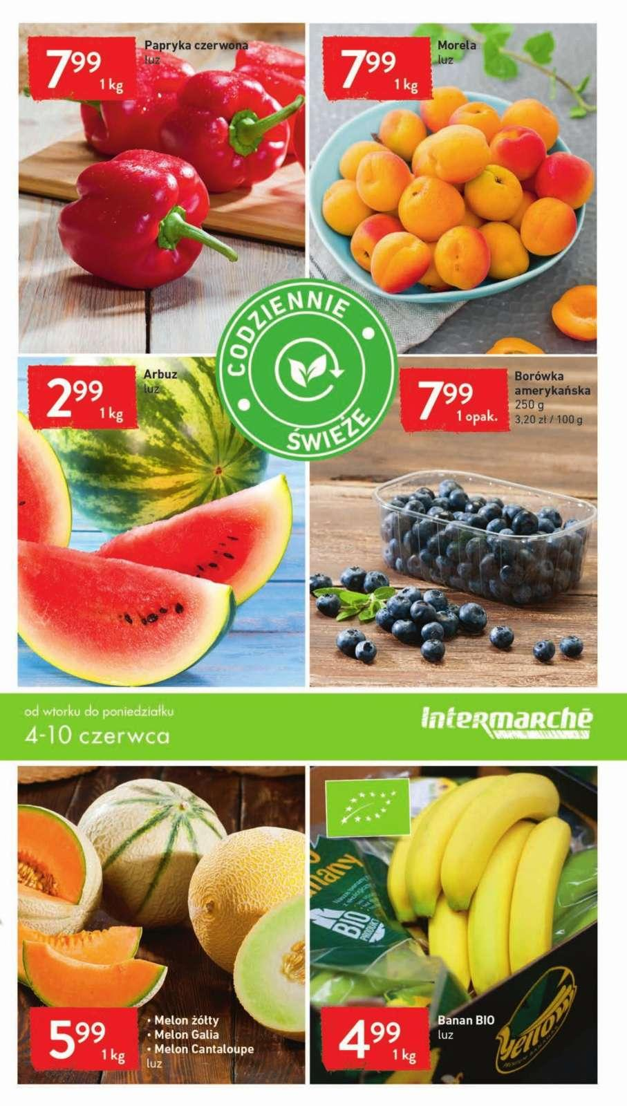 Gazetka promocyjna Intermarche do 10/06/2019 str.7