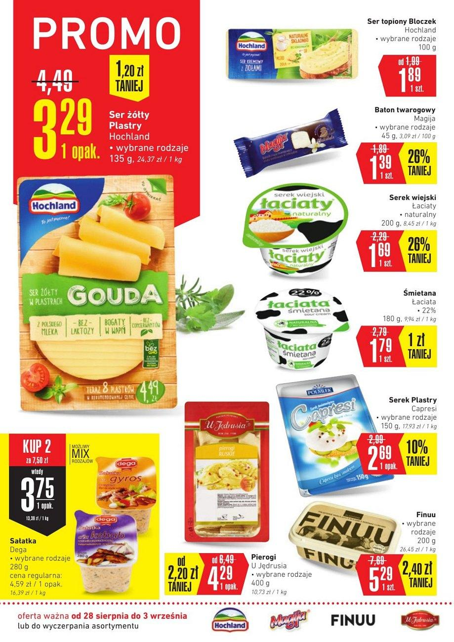 Gazetka promocyjna Intermarche do 03/09/2018 str.10