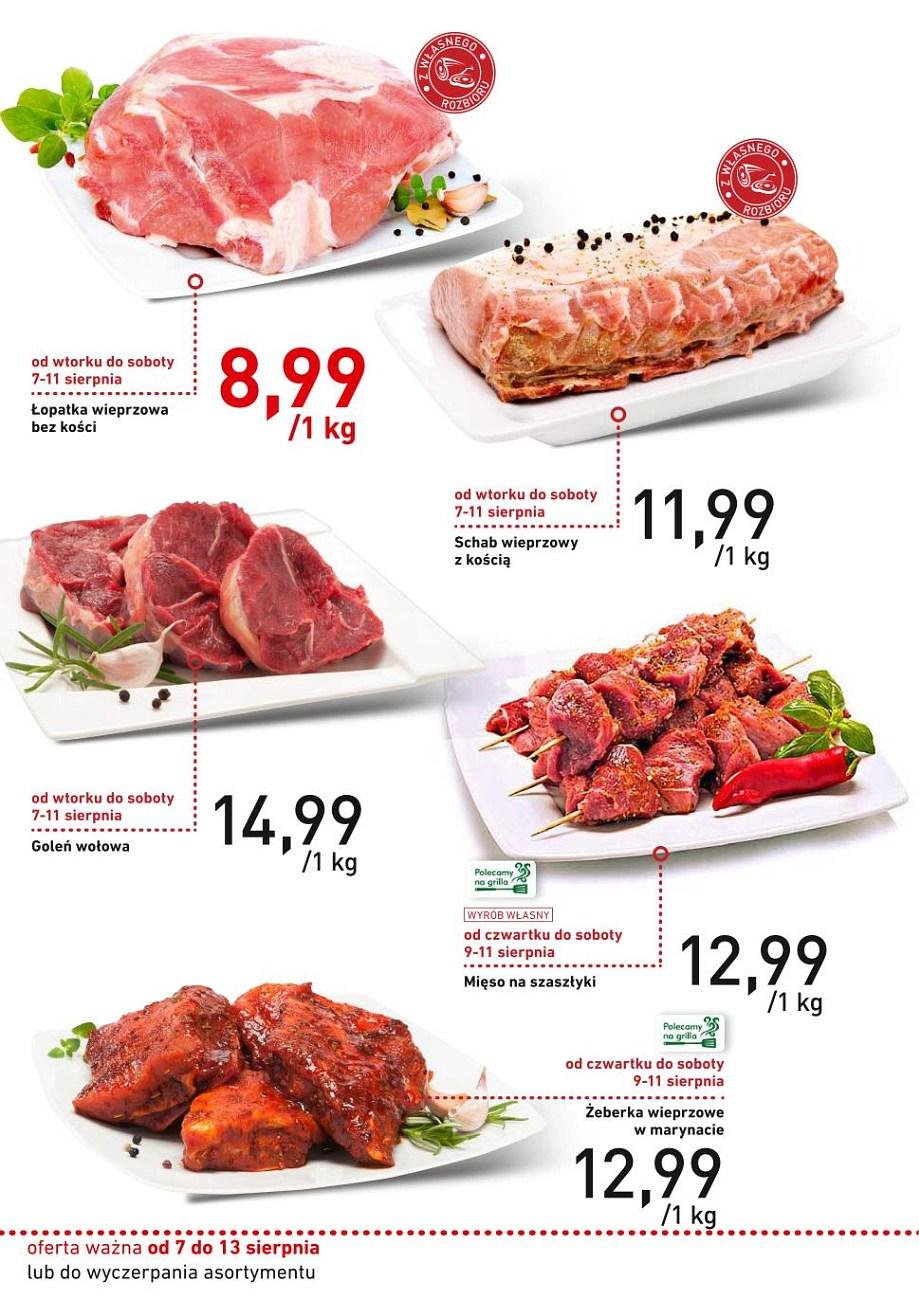 Gazetka promocyjna Intermarche do 13/08/2018 str.4